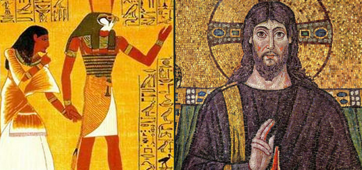 Horus and Jesus